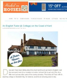 An English Tudor (& Cottage) on the Coast of Kent