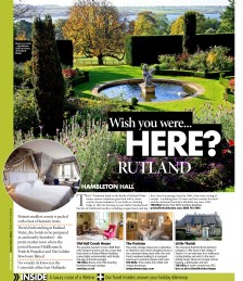 Rutland. Wish you were here?