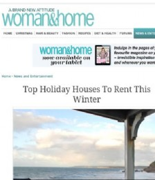 Top Holiday Houses To Rent This Winter