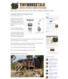 Sundance a Wild West Wagon Cabin
