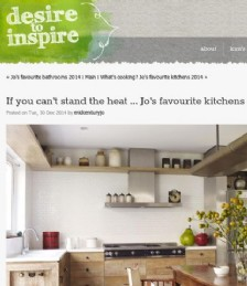 Jo´s Favourite Kitchens Featuring The Oyster Shell