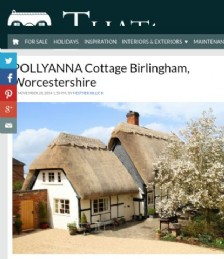 Pollyanna Cottage Birlingham, Worcestershire