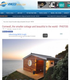 The most tiny yet beautiful cottage in the world!