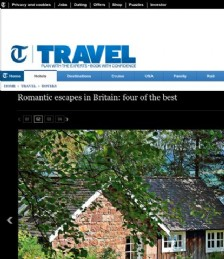 Romantic escapes in Britain: four of the best