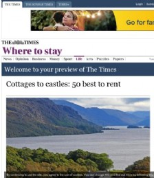 Cottages to castles: 50 best to rent