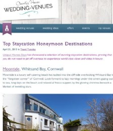 Top Staycation Honeymoon Destinations