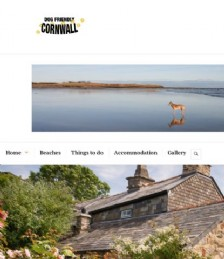 Luxury dog-friendly cottages in Cornwall — pool or hot tub anyone?
