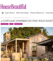 A Cottage Inspired by the Wild West