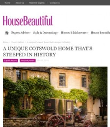 A Unique Cotswold´s Home That´s Steeped in History