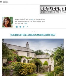 A Magical Moorland Retreat