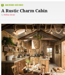 A Charming Rustic Cabin