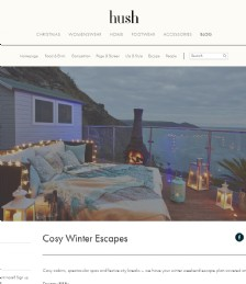 Cosy Winter Escapes