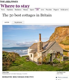 The 50 Best Cottages In Britain