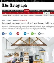 The most inspirational new homes built by you (competition)