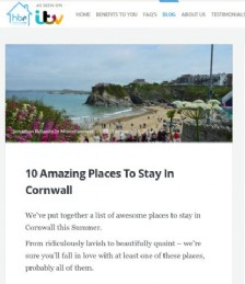 10 Amazing Places To Stay In Cornwall