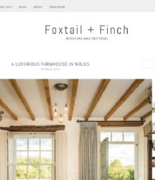 A Luxurious Farmhouse in Wales