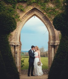 An Intimate Wedding at The Lost Orangery