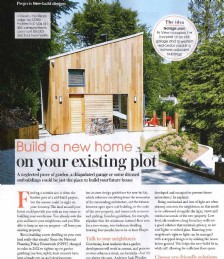 Building A New Home On Your Existing Plot