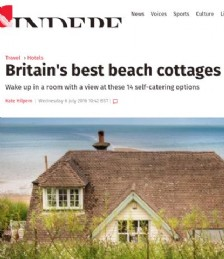 Britain´s Best Beach Cottages