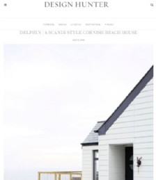 Delphin: A Scandi Style Cornish Beach House