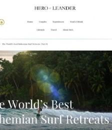 The World's Best Bohemian Surf Retreats | Part II