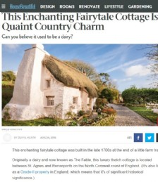 This Enchanting Fairytale Cottage Is the Epitome of Quaint Country Charm