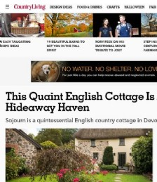 This Quaint English Cottage is an Idyllic Hideaway Haven