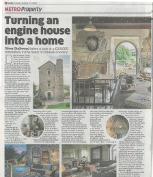 Turning an Engine House into a Home