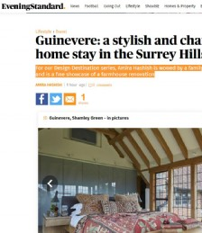 Guinevere: A Stylish and Characterful Home Stay in the Surrey Hills