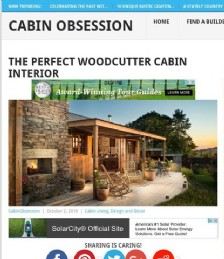 The Perfect Woodcutter Cabin Interior