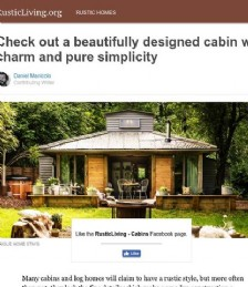 Check Out A Beautifully Designed Cabin