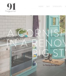 A Cornish Stay in a Renovated Pig Sty