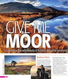 Experience the Wild Beauty of Britain´s Beautiful Moorland