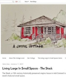 Living Large In Small Spaces - The Stack