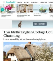 This Idyllic English Cottage Couldn´t Be More Charming