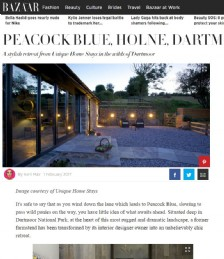 A Stylish Retreat from Unique Home Stays in the Wilds of Dartmoor