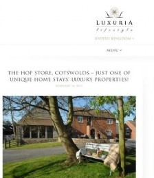 The Hop Store –  One of Unique Home Stays Luxury Properties