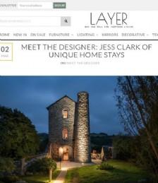 Meet the Designer: Jess Clark of Unique Home Stays