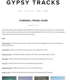 Cornwall Travel Guide