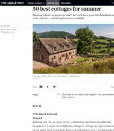 50 Best Cottages for Summer