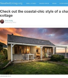 Coastal-Chic Charming Cottage