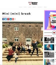 Mini (mini) Break