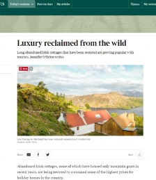 Luxury Reclaimed From the Wild
