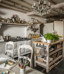 Britain´s Best Holiday Homes for Foodies