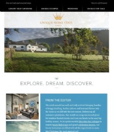 New Arrivals and Seasonal Stays
