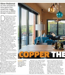 Copper The Tops