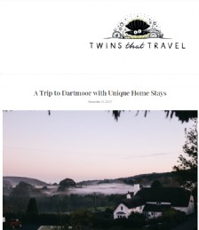 A Trip to Dartmoor with Unique Home Stays