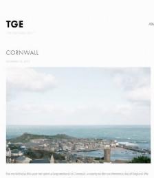 The Hide - Cornwall