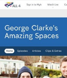 George Clarke´s Amazing Spaces