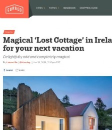 Magical 'Lost Cottage' in Ireland is available for your next vacation